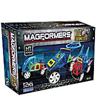 Магнитный конструктор Магформерс Автомобили 52 деталей артикул 63091