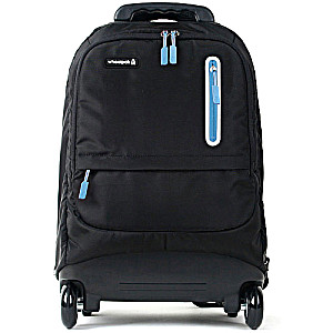 Школьный рюкзак на колесах – ранец Wheelpak Черный арт. WLP2214