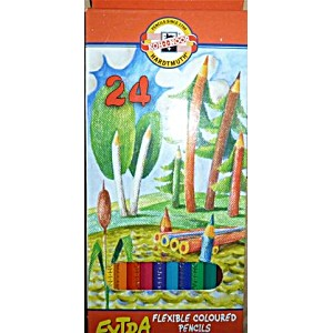 Цветные карандаши гибкие Koh-i-Noor Центы