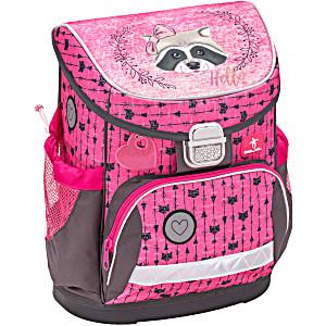 Школьные рюкзаки Belmil 405-33 Енот Miss Racoon