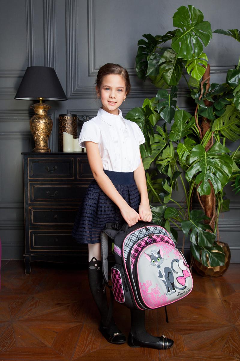 Школьный рюкзак Hummingbird TK54 официальный с мешком для обуви, - фото 5