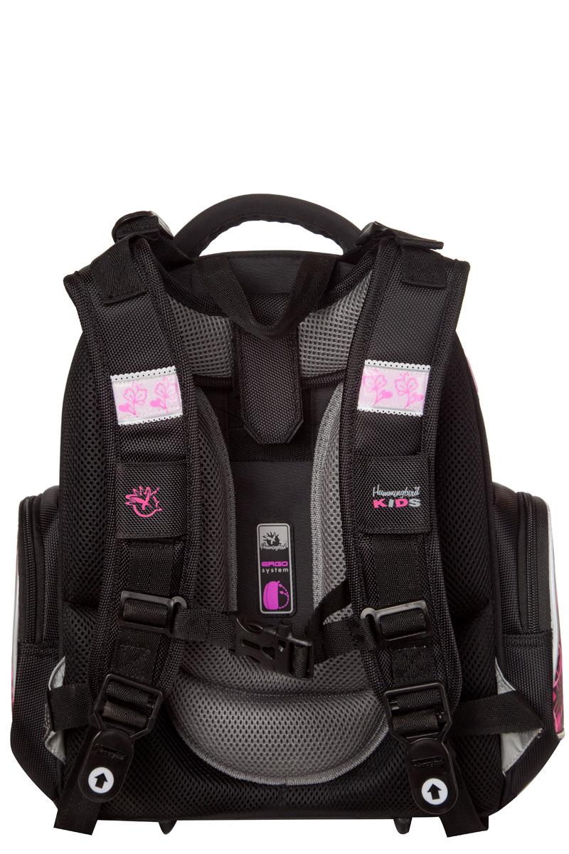 Школьный рюкзак Hummingbird TK54 официальный с мешком для обуви, - фото 4